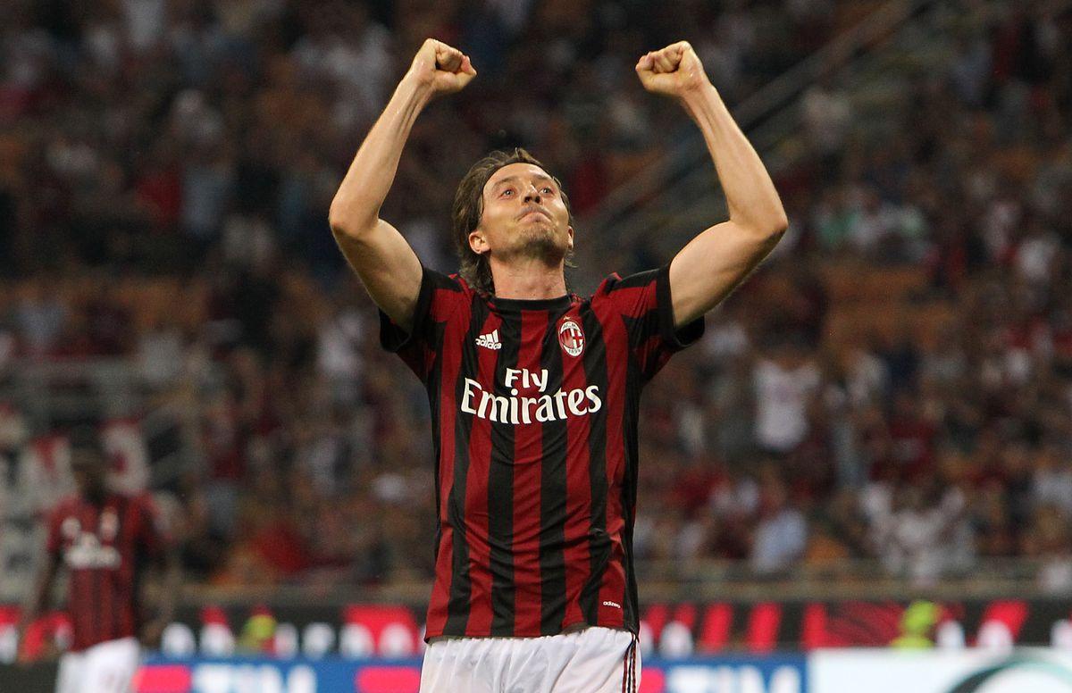 AC Milan v KF Shkendija 79 - UEFA Europa League Qualifying Play-Offs Round: First Leg