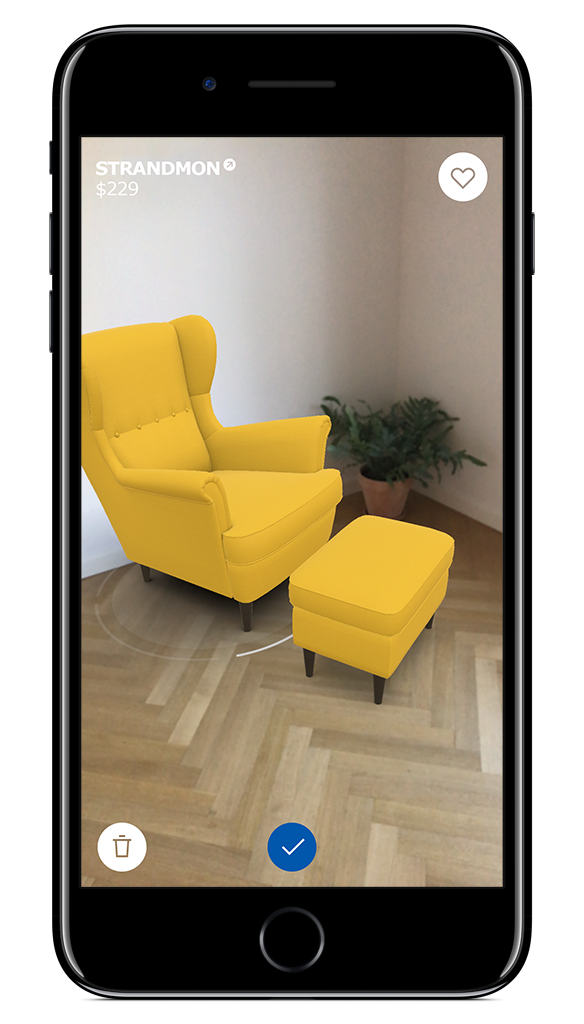 Bogenle Ikea apple shows ar apps just as launches arcore the verge
