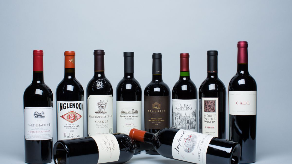 10 Bottles That Prove Cabernet Sauvignon Is Still King In California