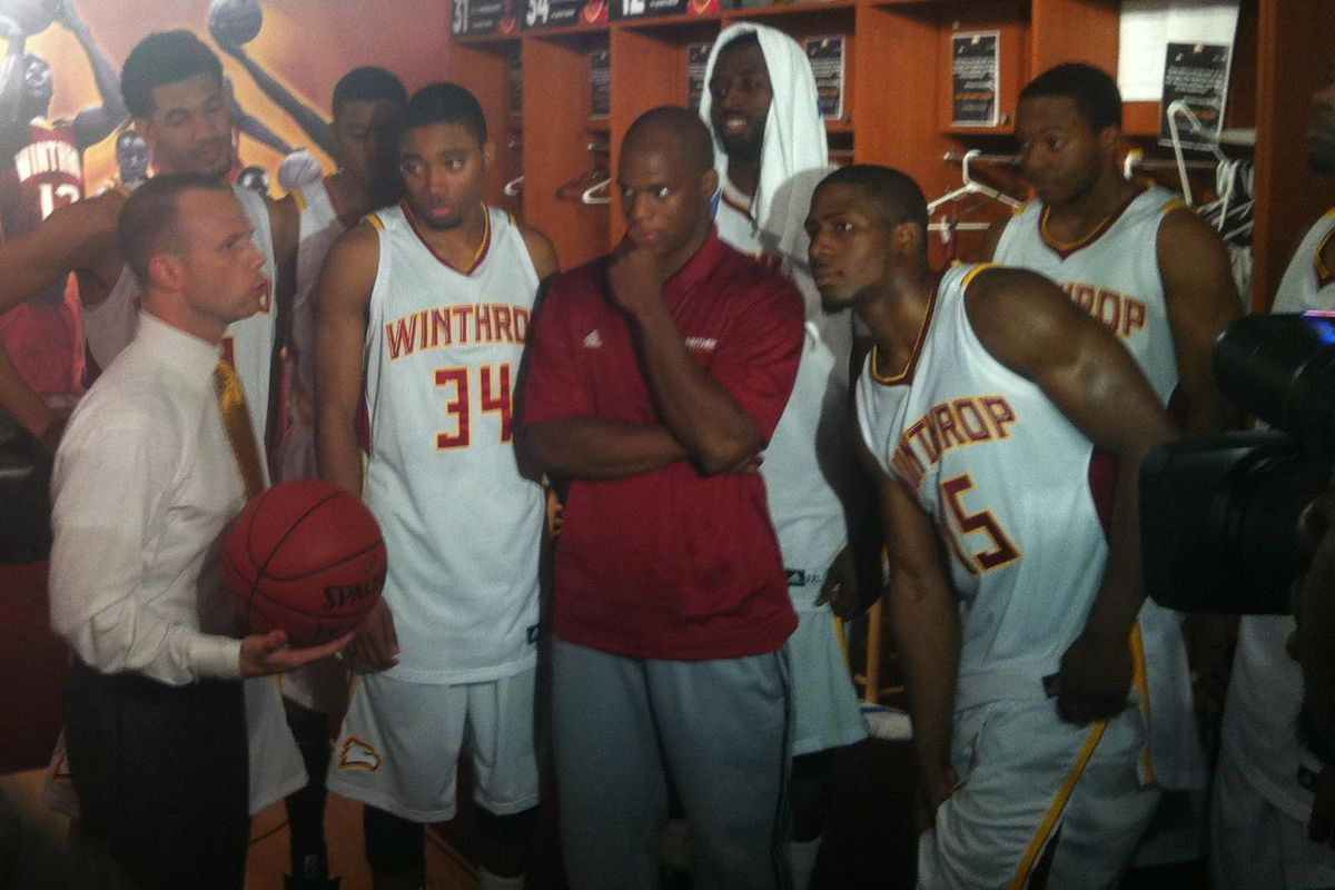 Winthrop is coming off a huge win over Ohio. The actual Ohio.