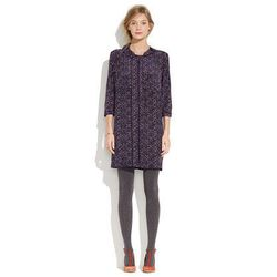 united bamboo™ for madewell dotted crepe dress, $178.00