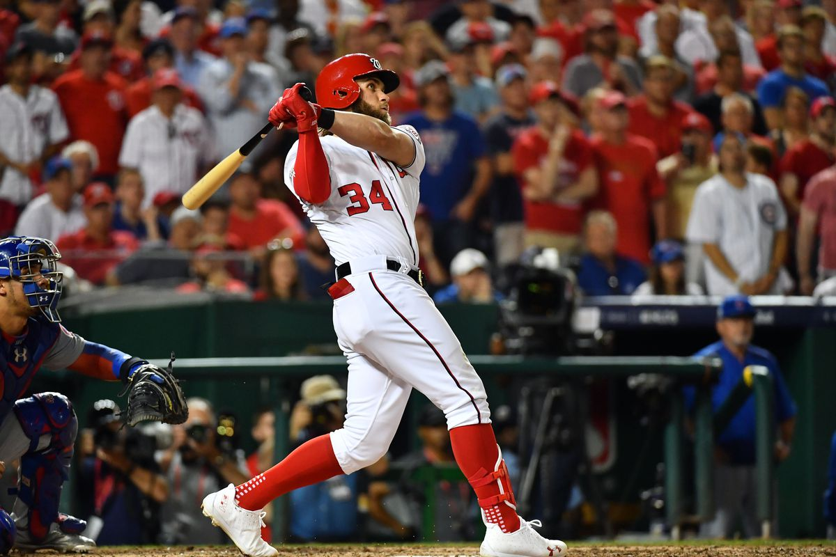 MLB: NLDS-Chicago Cubs at Washington Nationals