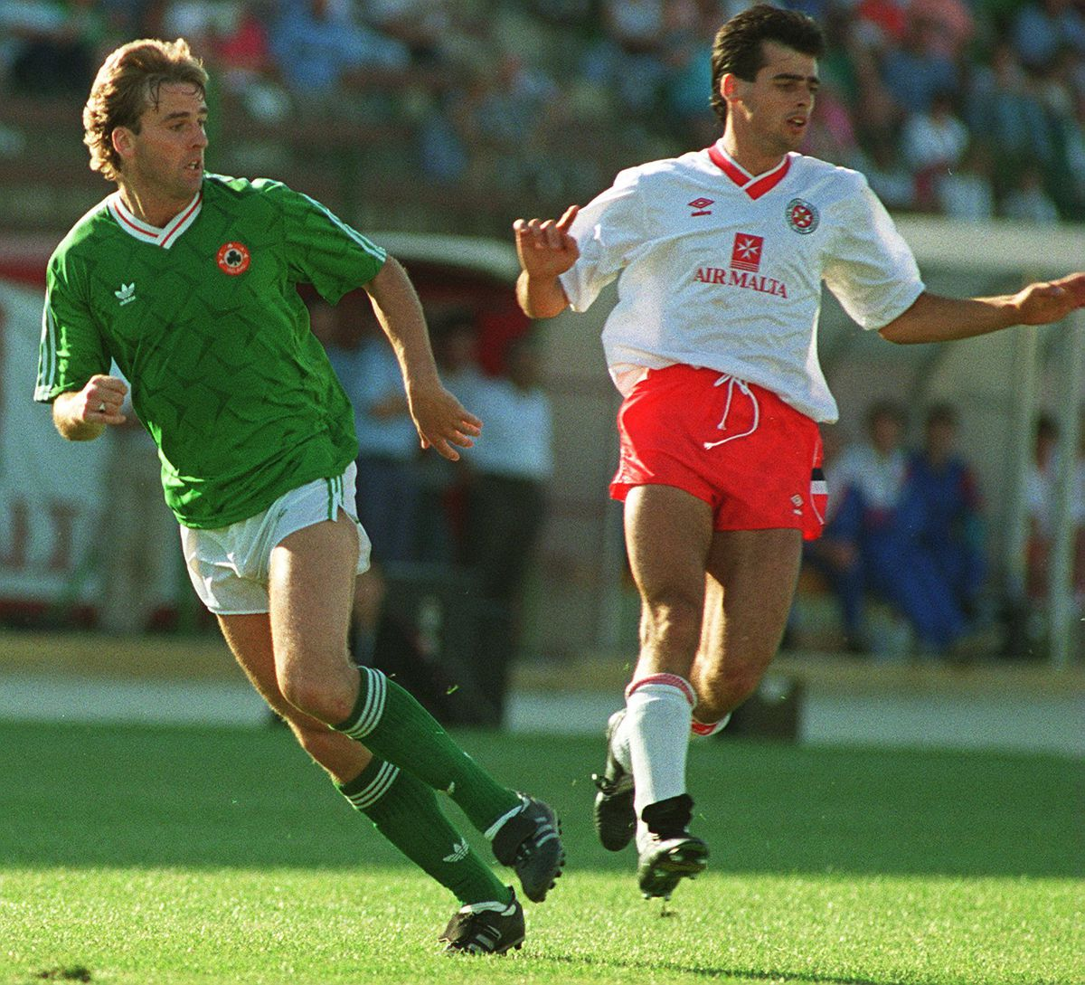 Soccer - International Friendly - Malta v Ireland