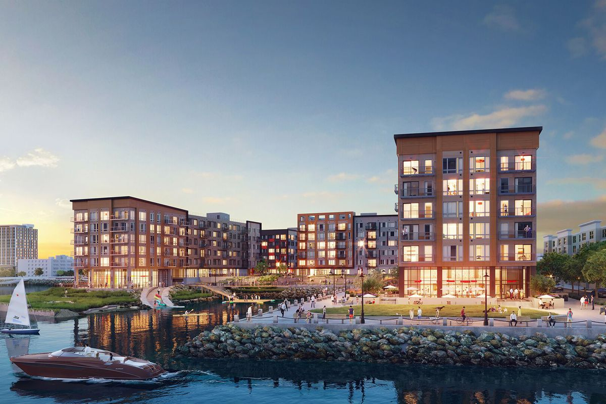 All 80 of the condos at the planned Slip65 at 65 Lewis Street on the East  Boston waterfront have sold out or are under agreement, according to  developer ...