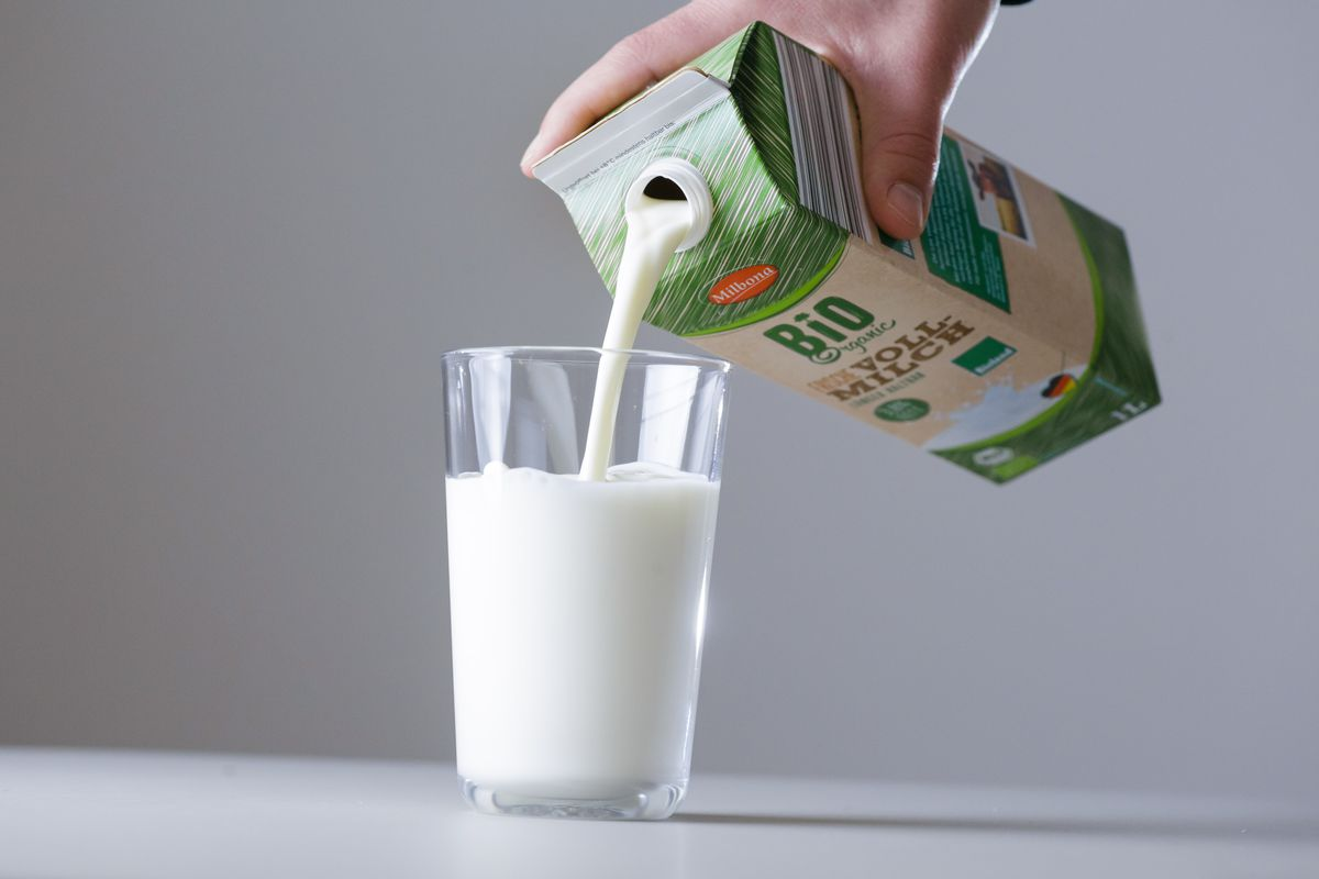 Milk...