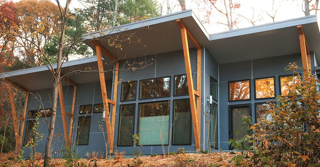 Eco Home Design Ideas: 5 Eco-Friendly Prefab Homes You Can Order Right Now