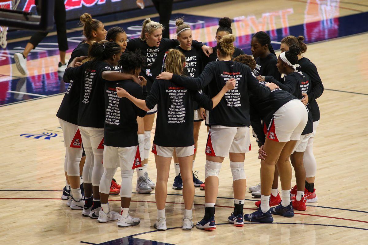 COLLEGE BASKETBALL: DEC 04 Women's - UCLA at Arizona