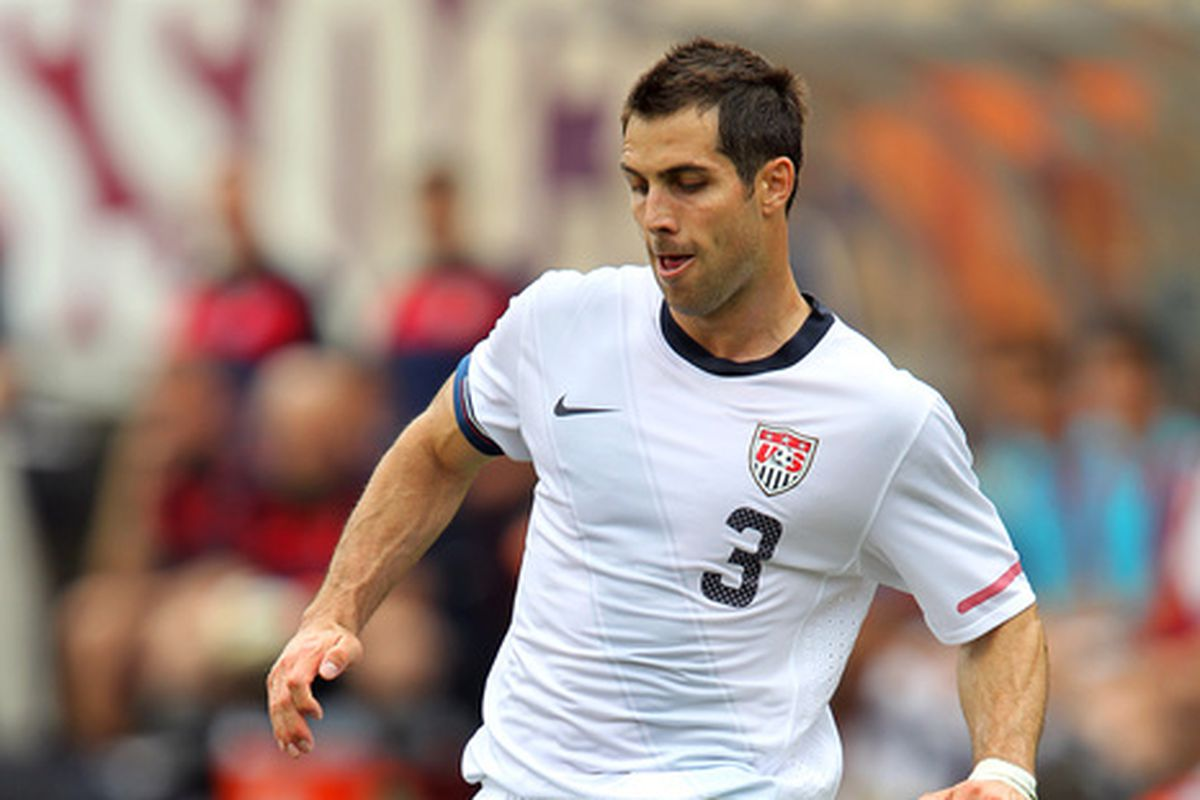 Bocanegra nearly signed for TFC.  Somehow I doubt he loses sleep over that deal falling through.