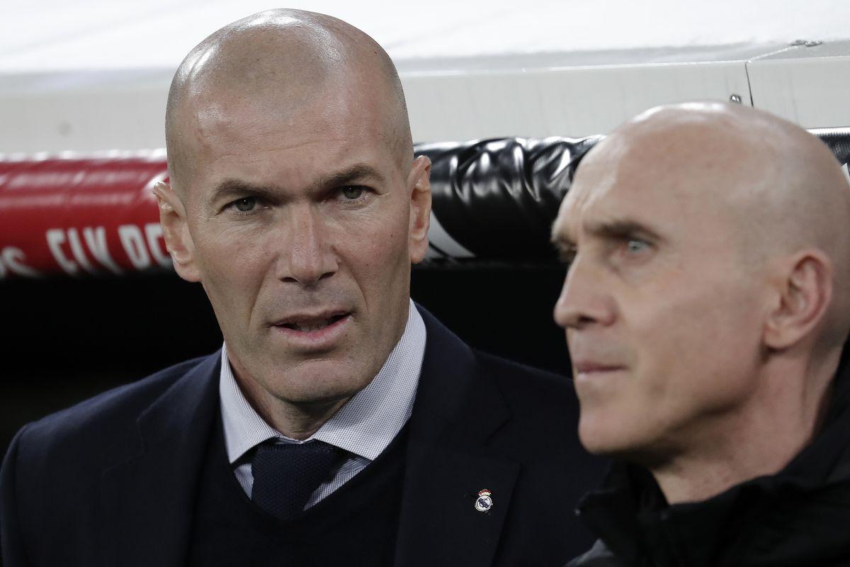 Real Madrid v Celta Vigo: La Liga