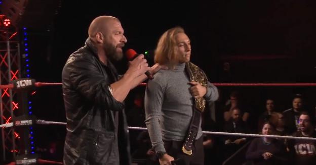 November 29th, 2018 REVOLT Triple_H