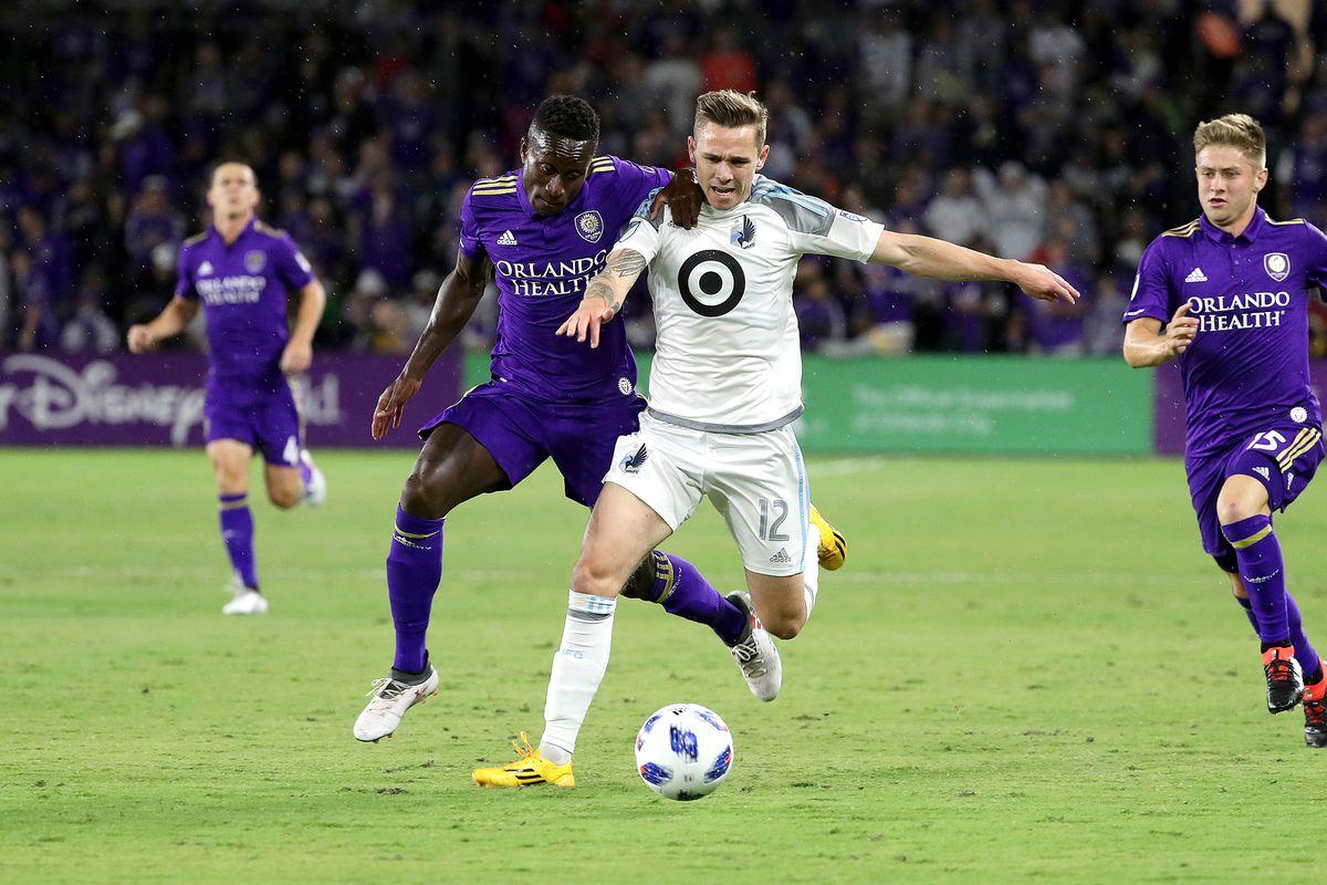 MLS: Minnesota United FC at Orlando City SC