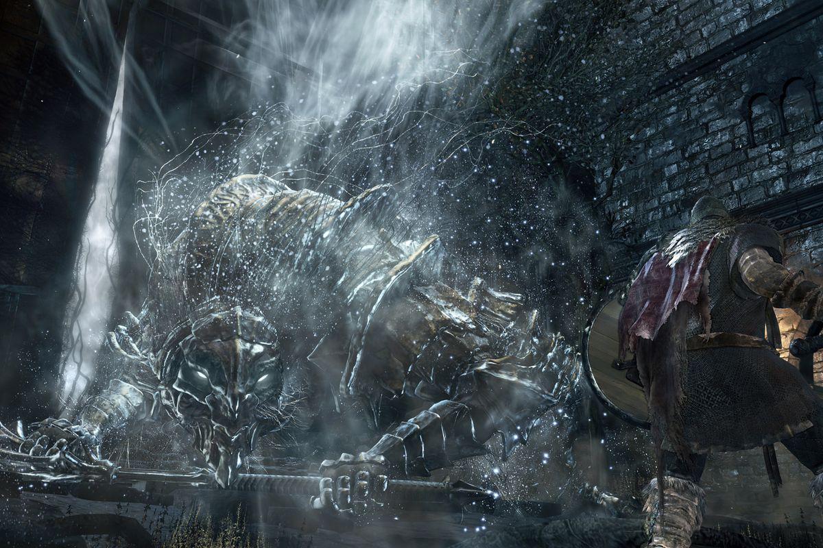 How magic works in Dark Souls 3 - Polygon