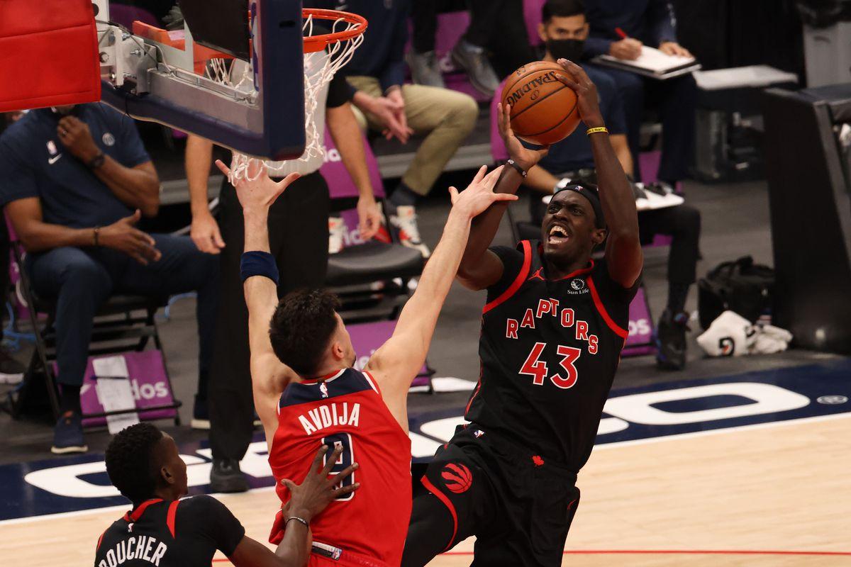 Five thoughts recap: Toronto Raptors 137, Washington WIzards 115