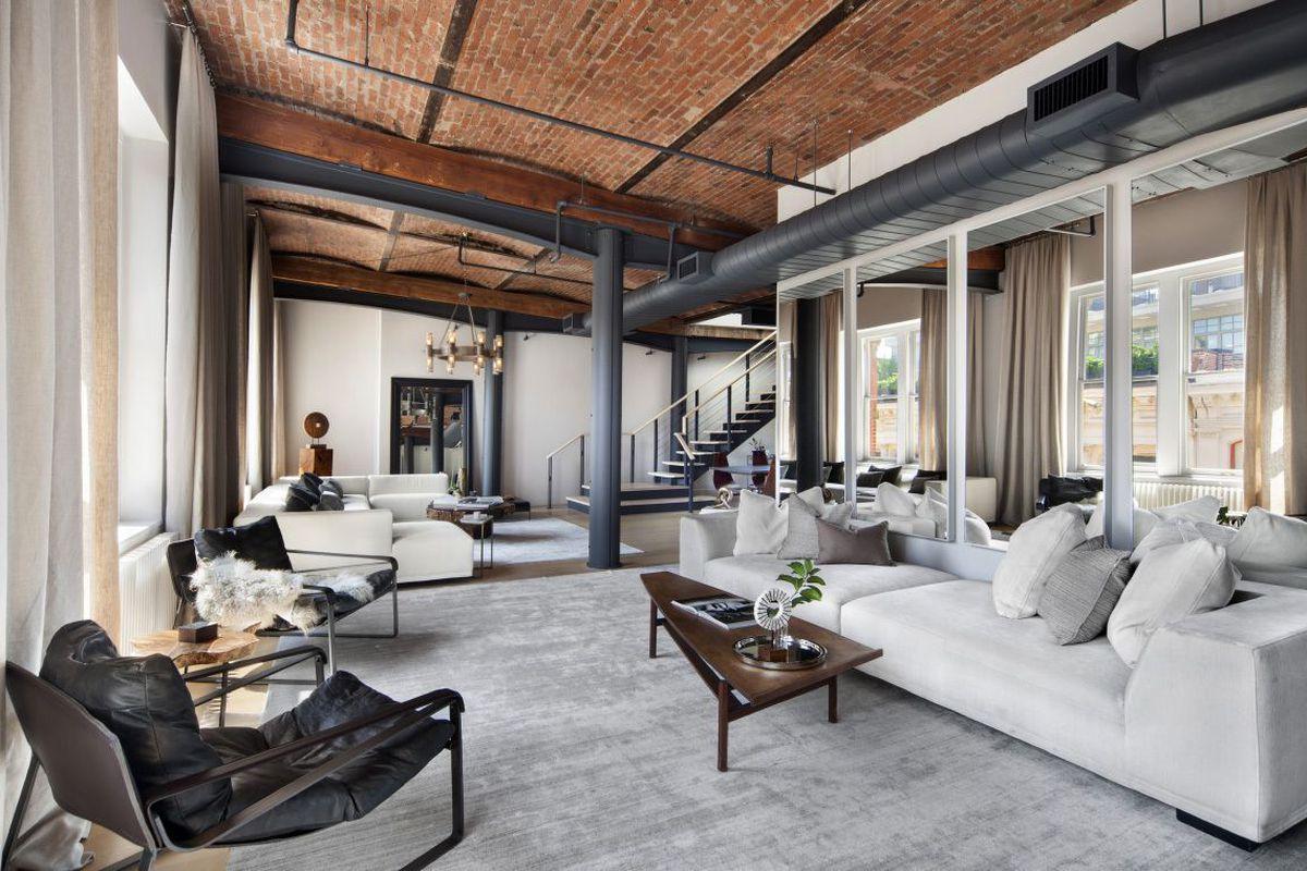 Zayn Malik Drops 10 7m On Industrial Chic Soho Penthouse