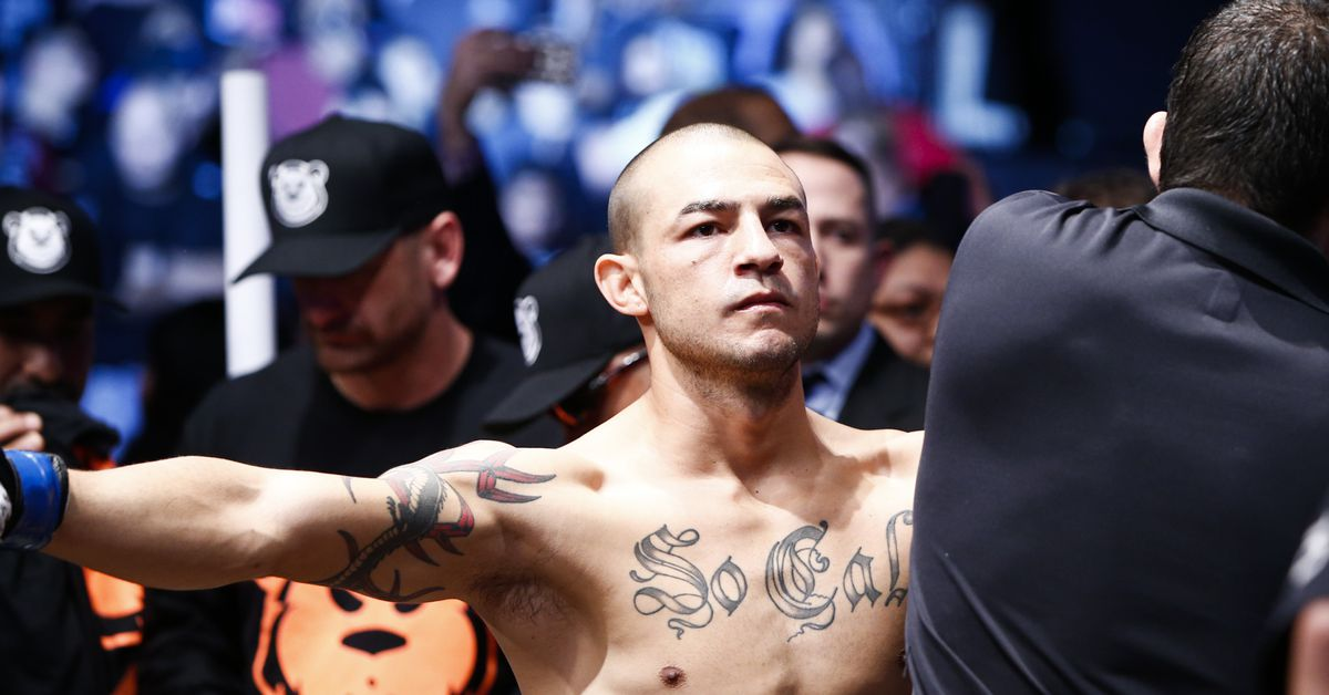 Cub Swanson says he thought he was 'done' with UFC before Frankie Edgar fight came along