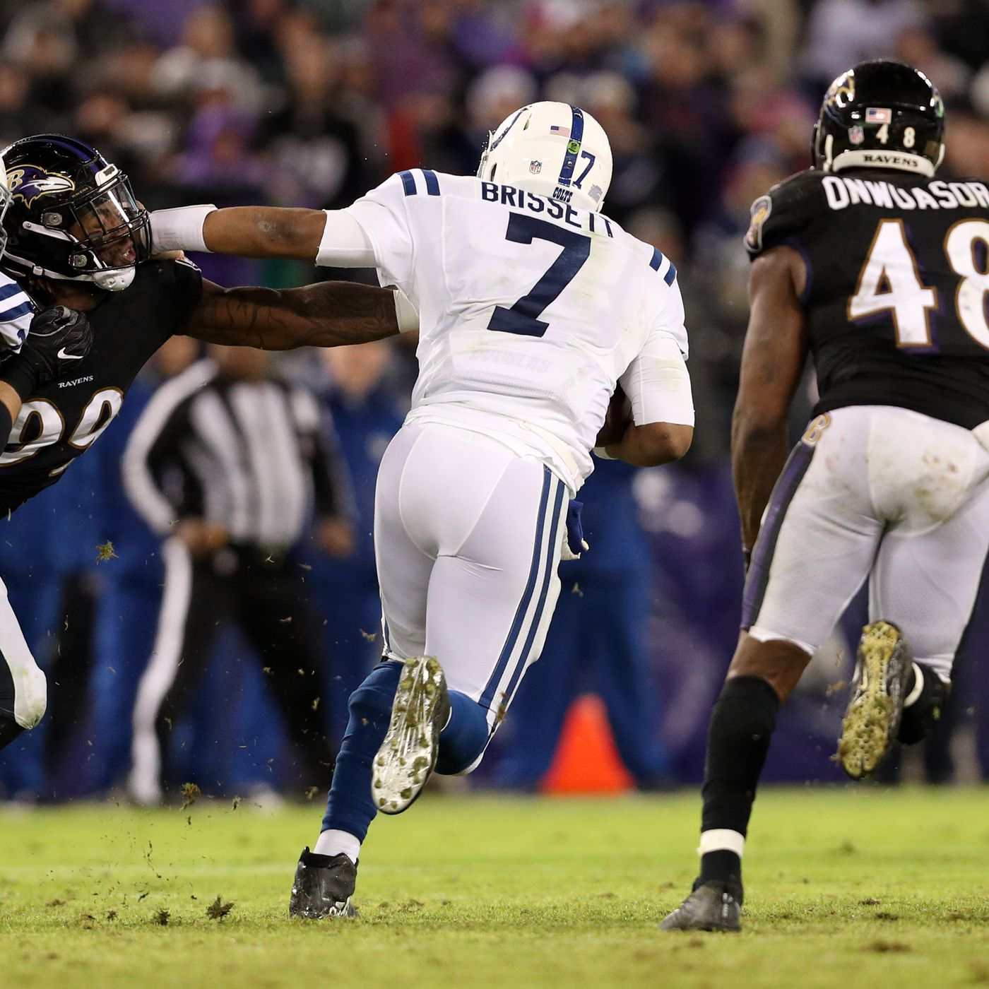 466b7b70 Colts News: Will Colts show their identity against the Ravens in ...