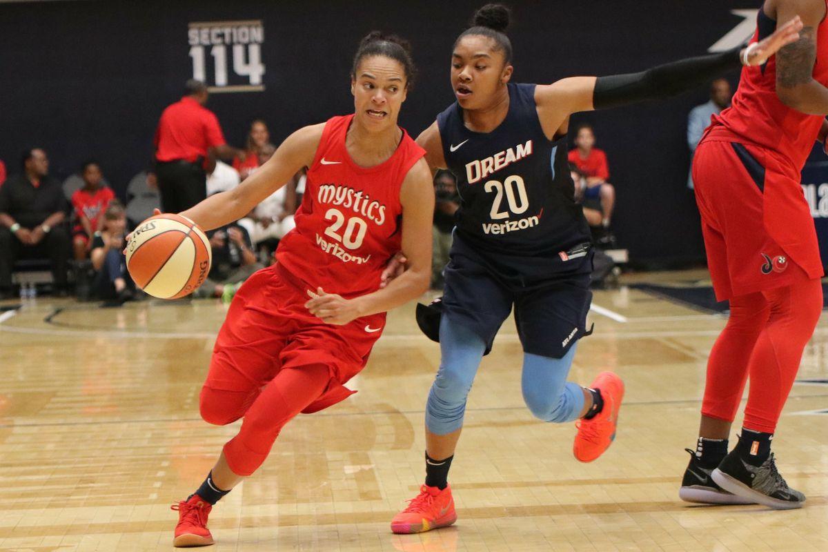 Kristi Toliver WNBA playoffs