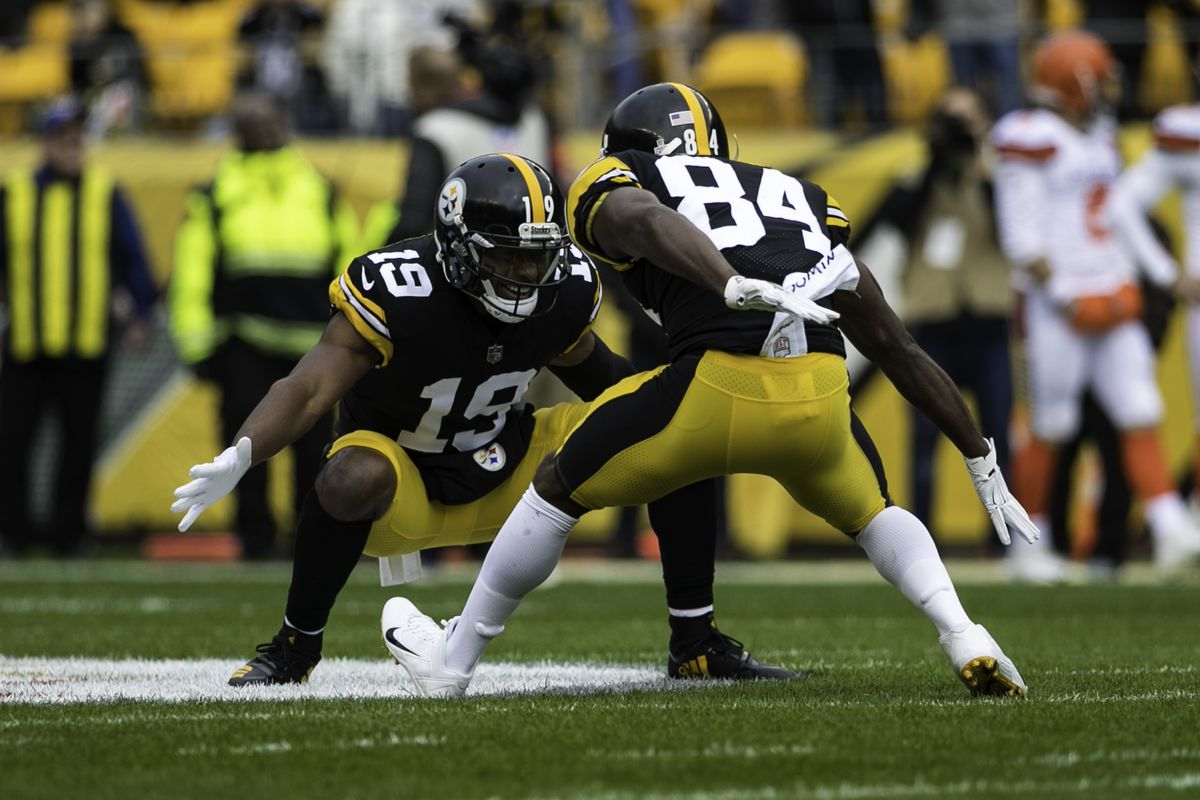 NFL: OCT 28 Browns at Steelers