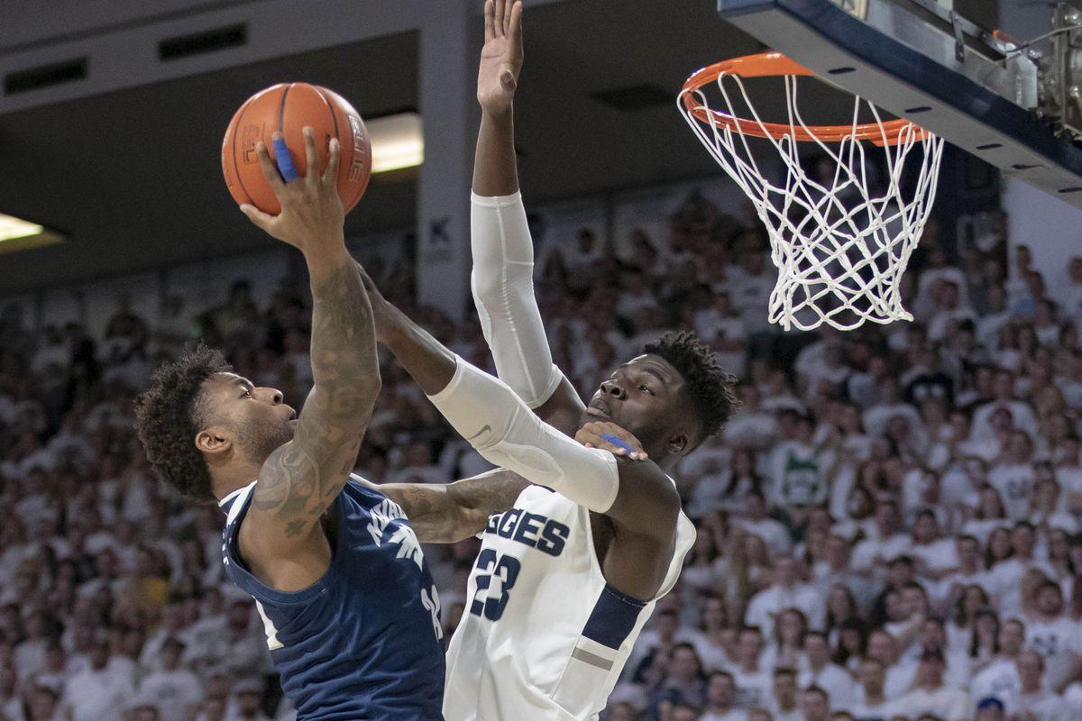 NCAA Basketball: Nevada at Utah State