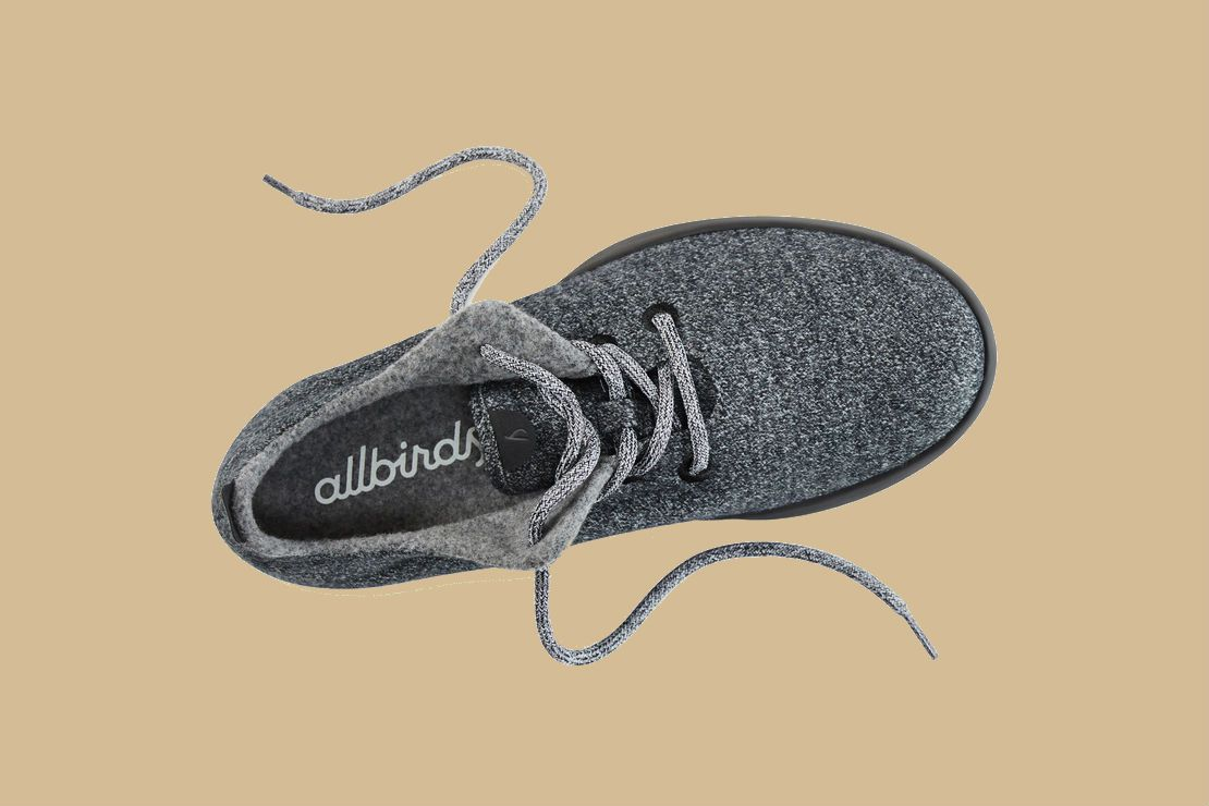 Gray Allbirds Sneakers