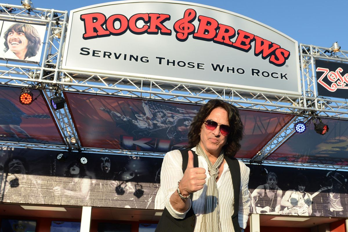 Did you know Paul Stanley owns an Arena Football League team? Yeah, you probably do.