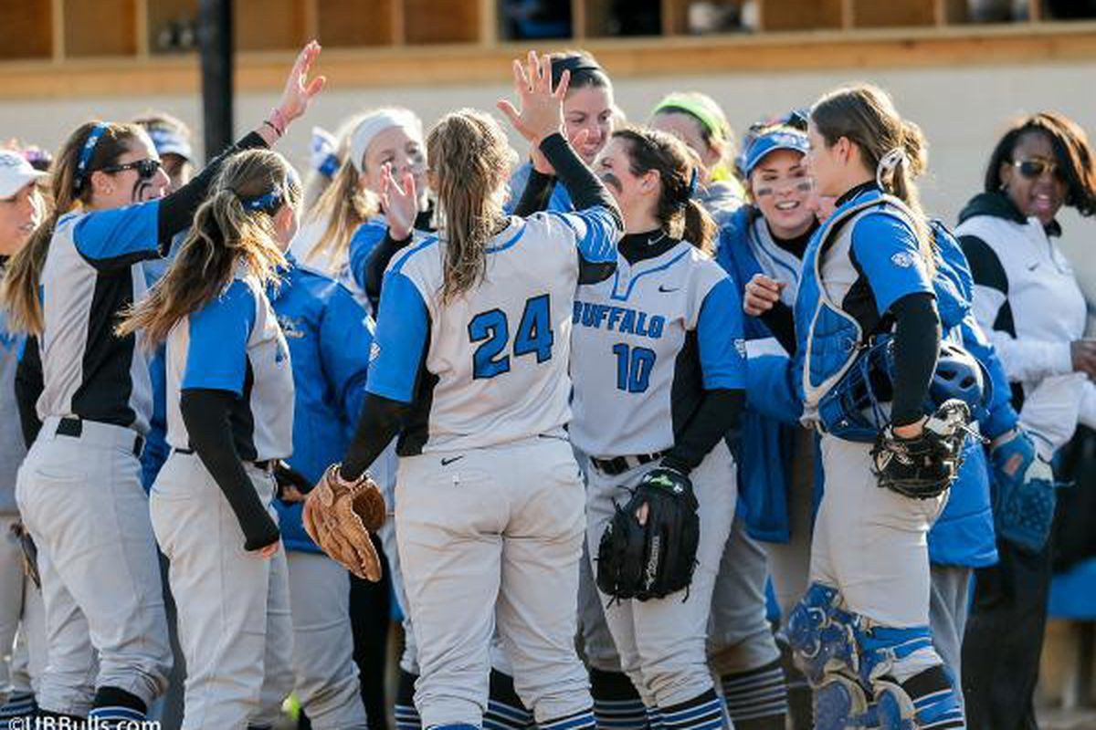 Softball leads the way in a successful spring for UB