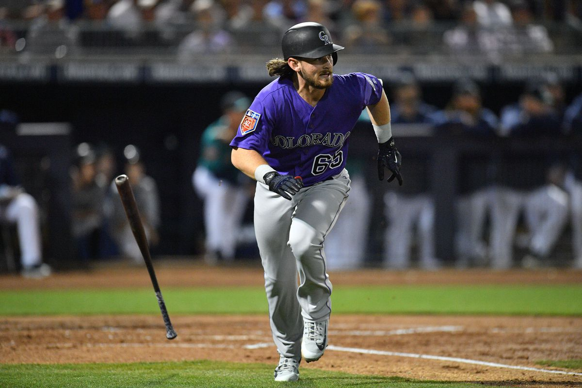 6f62a0e134e MLB Trade Rumors and News  Brendan Rodgers to debut for Rockies ...