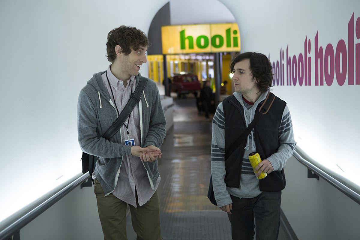 Promotional image from HBO's 'Silicon Valley'