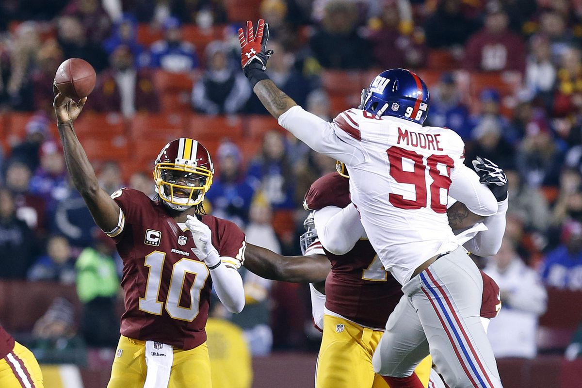 Damontre Moore and other Giants' youngsters need playing time