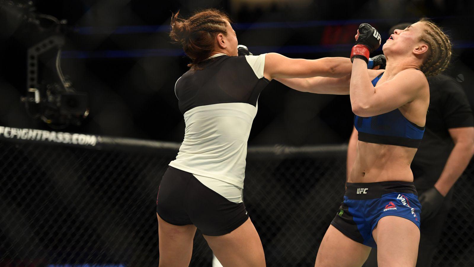 UFC Fight Night Sacremento results: Michelle Waterson