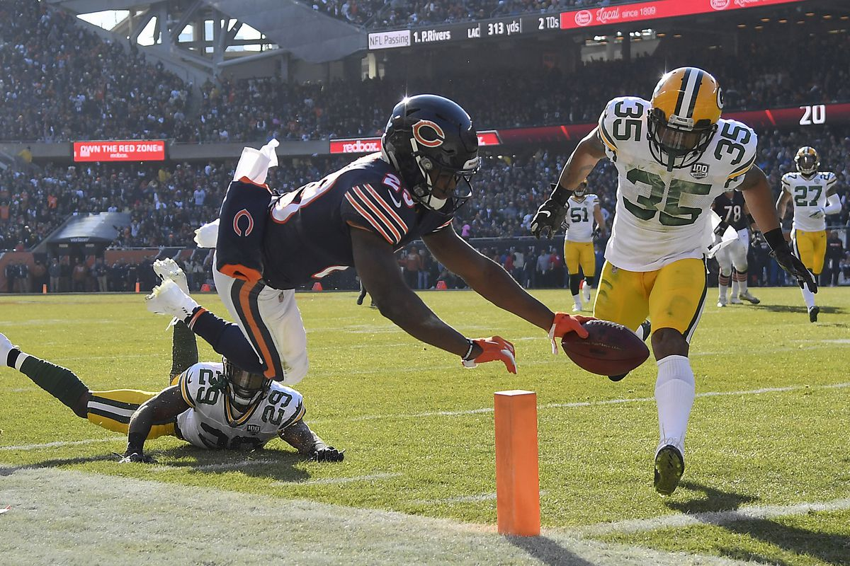 d3c8a05a60c NFC North Week 15 recap  Bears clinch division