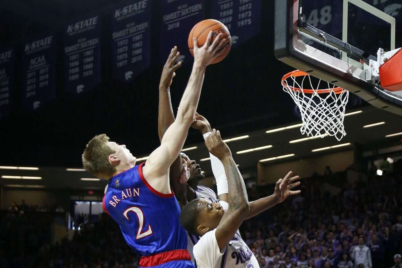 NCAA Basketball: Kansas at Kansas State