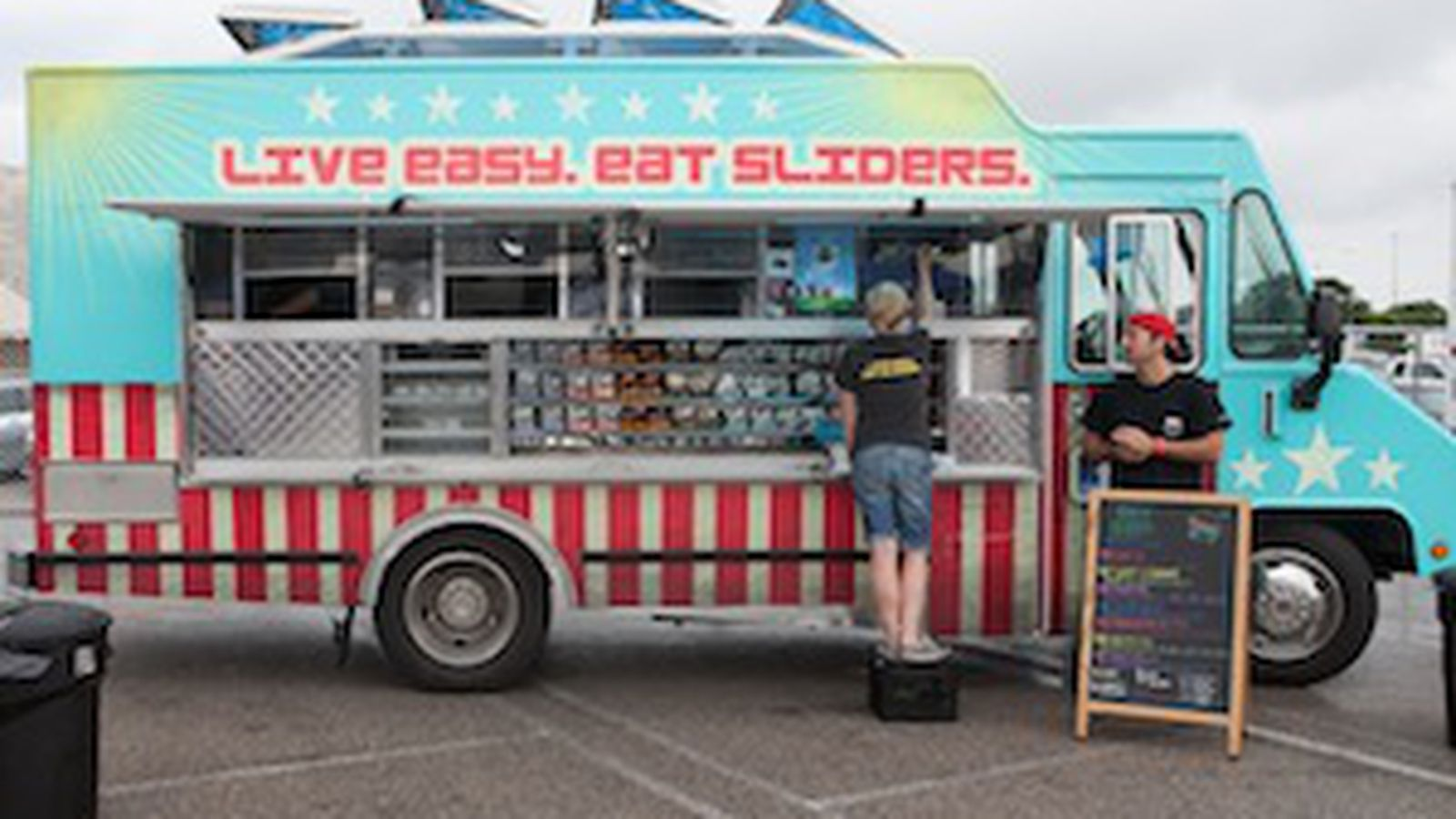 Bread And Cheese Food Truck San Diego