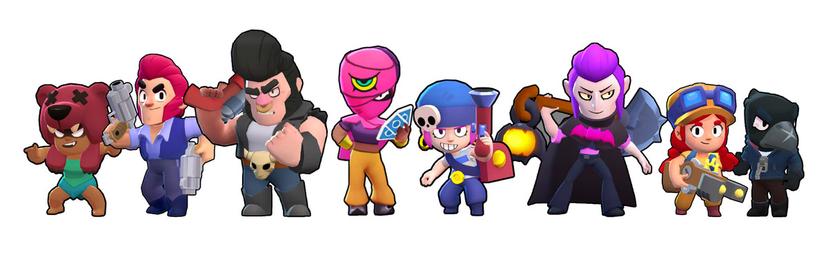 Supercell's Brawl Stars is a mix of Fortnite and Clash