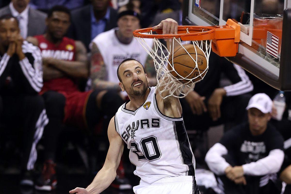 Miami Heat v San Antonio Spurs - Game Three
