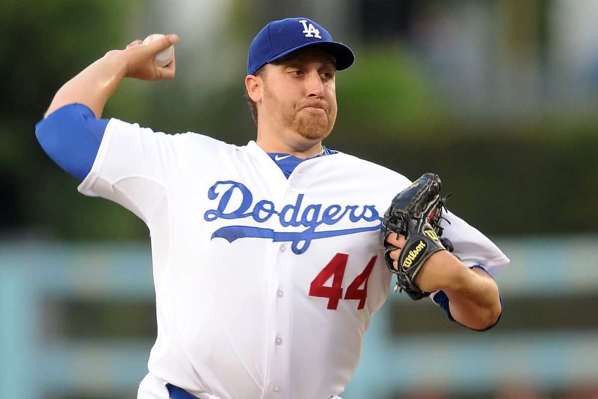 Aaron Harang on Tuesday makes his fifth career start on seven days rest.