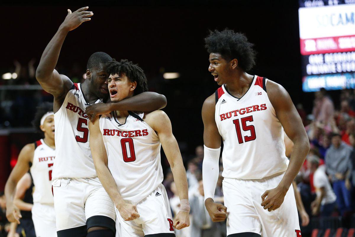 Rutgers Men's Basketball Hype Train Already Leaving The Station