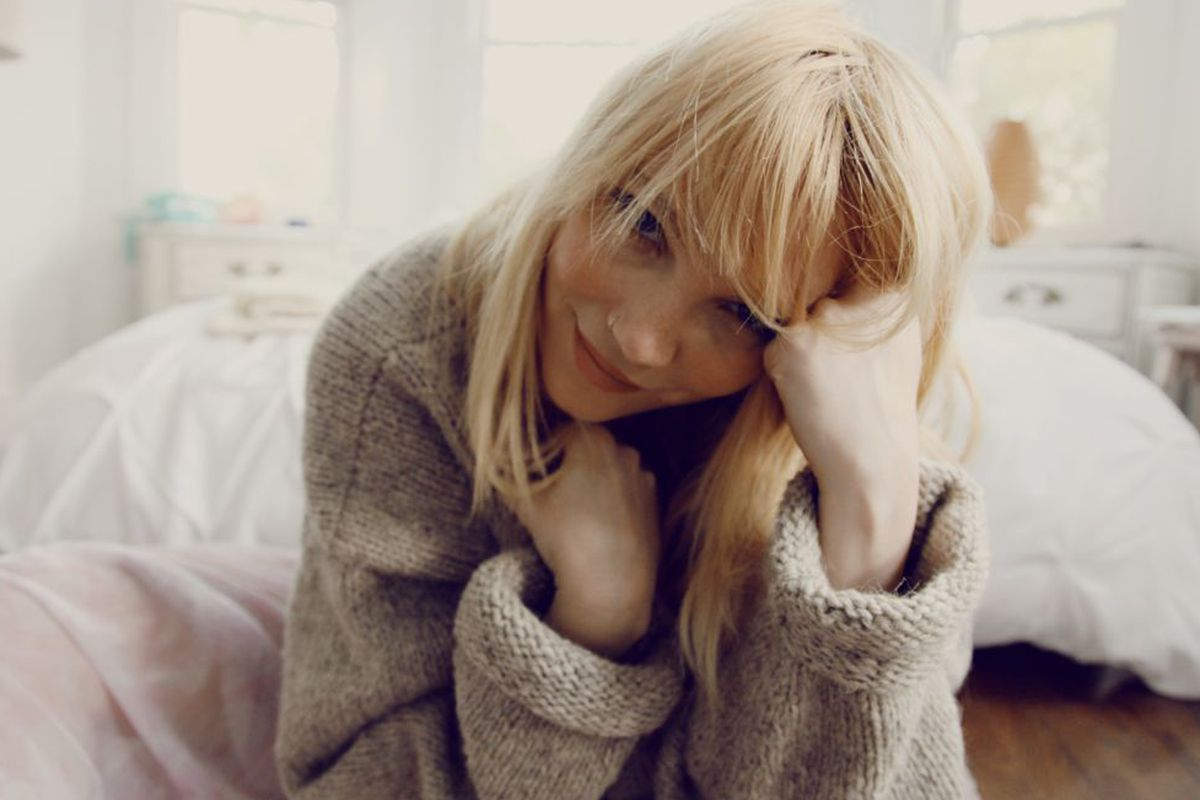 Kimberley Gordon, the founder and designer behind Wildfox.