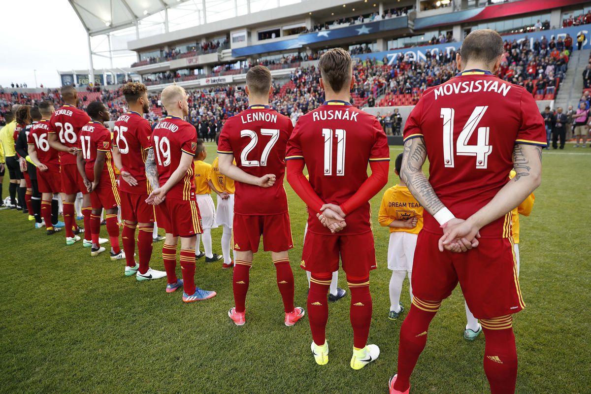 MLS: Atlanta United FC at Real Salt Lake