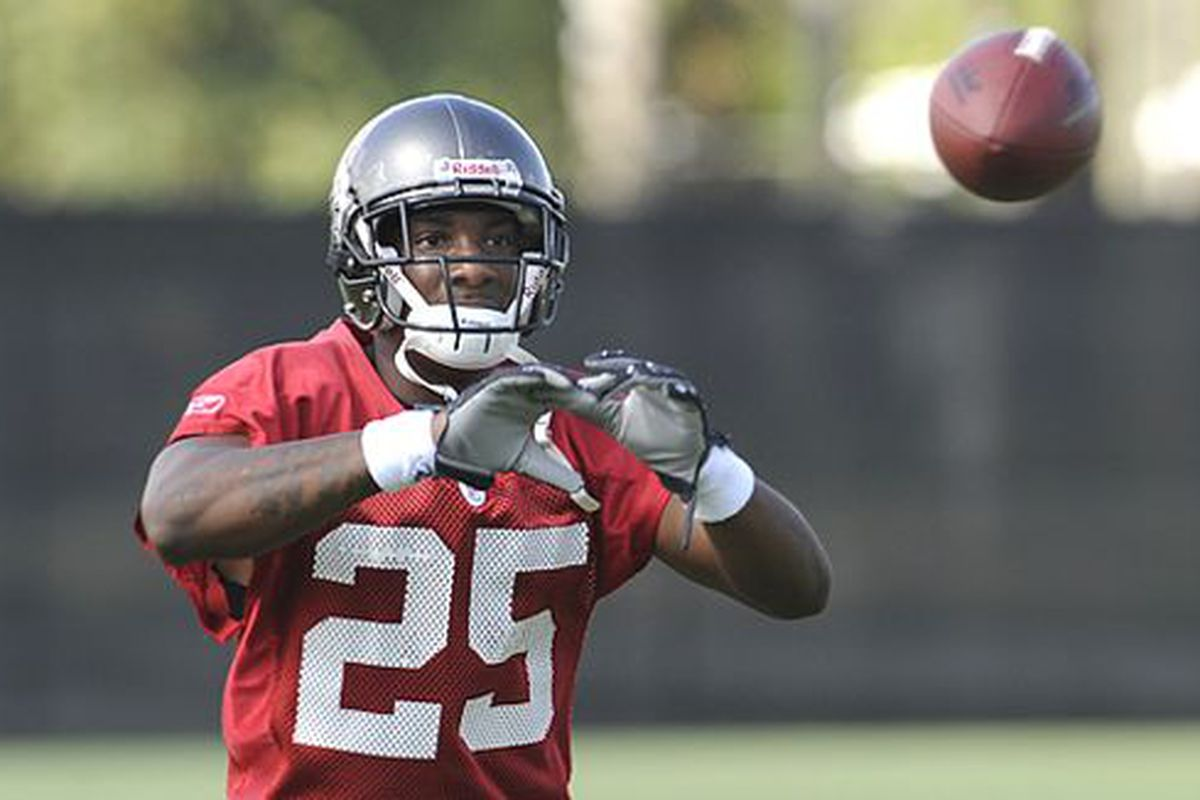 Talib practices without his side of the story being represented anywhere.