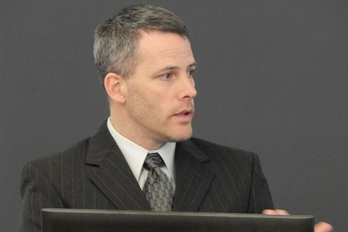 Ex-cop Richard Taylor, who was suspended from his role as an adjunct history professor at St. John's University