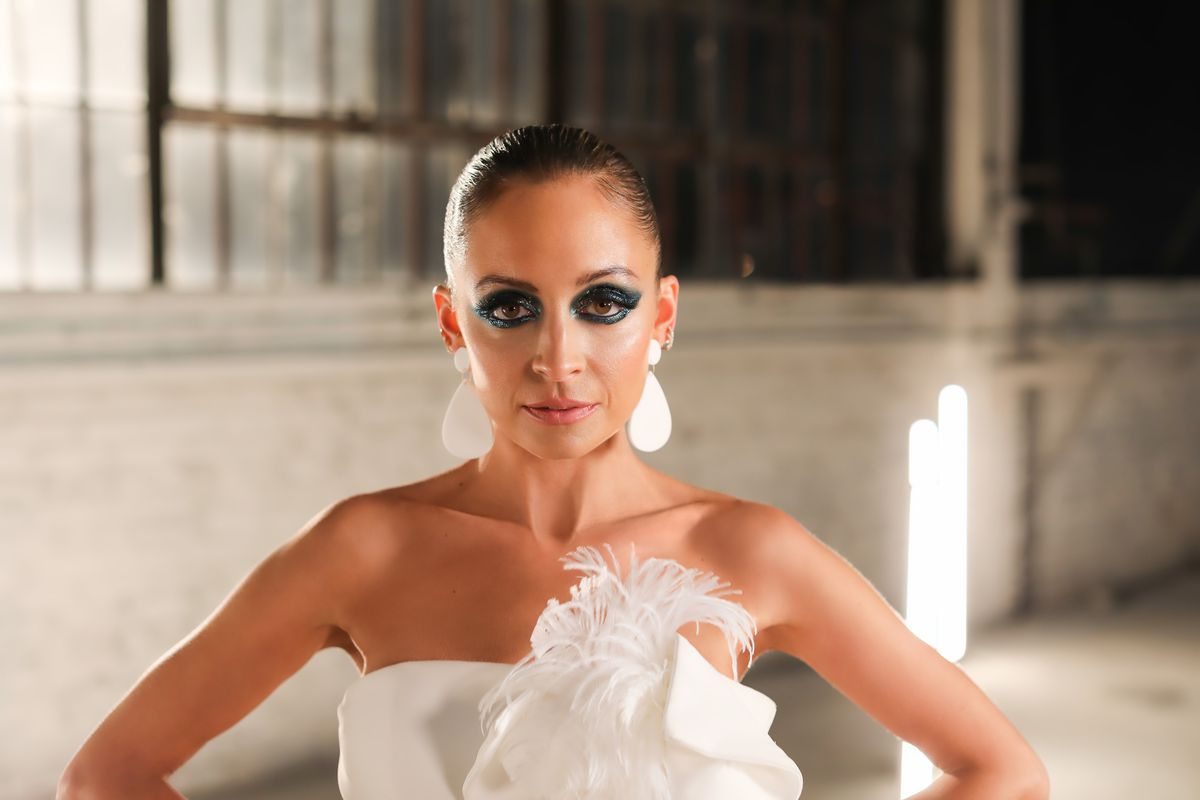 Nicole Richie stars in Nikki Fre$h as a heightened version of herself.