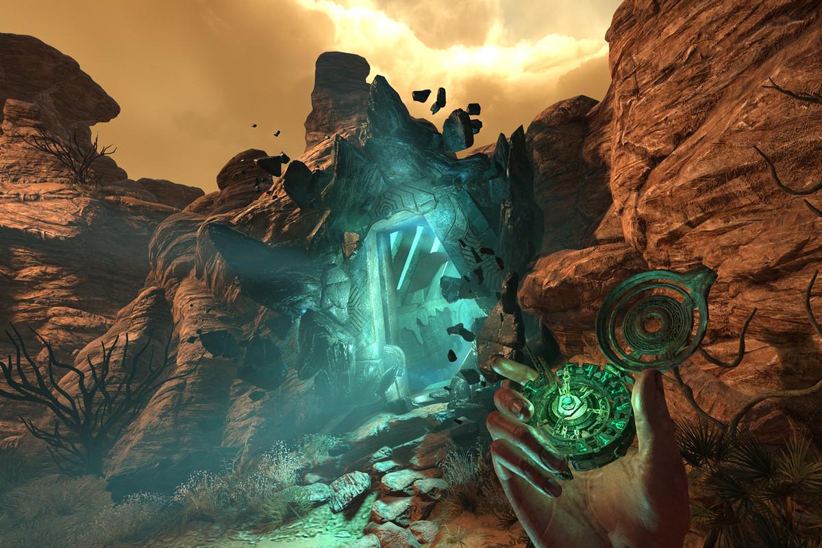 Amnesia: The Dark Descent cave