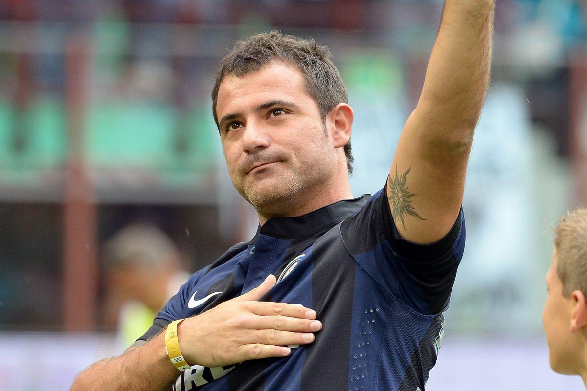 Former Serbian Captain and Inter legend, Dejan Stanković