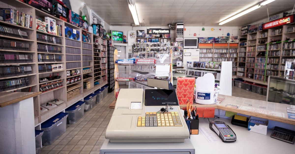 What it costs to run an independent video game store - Polygon