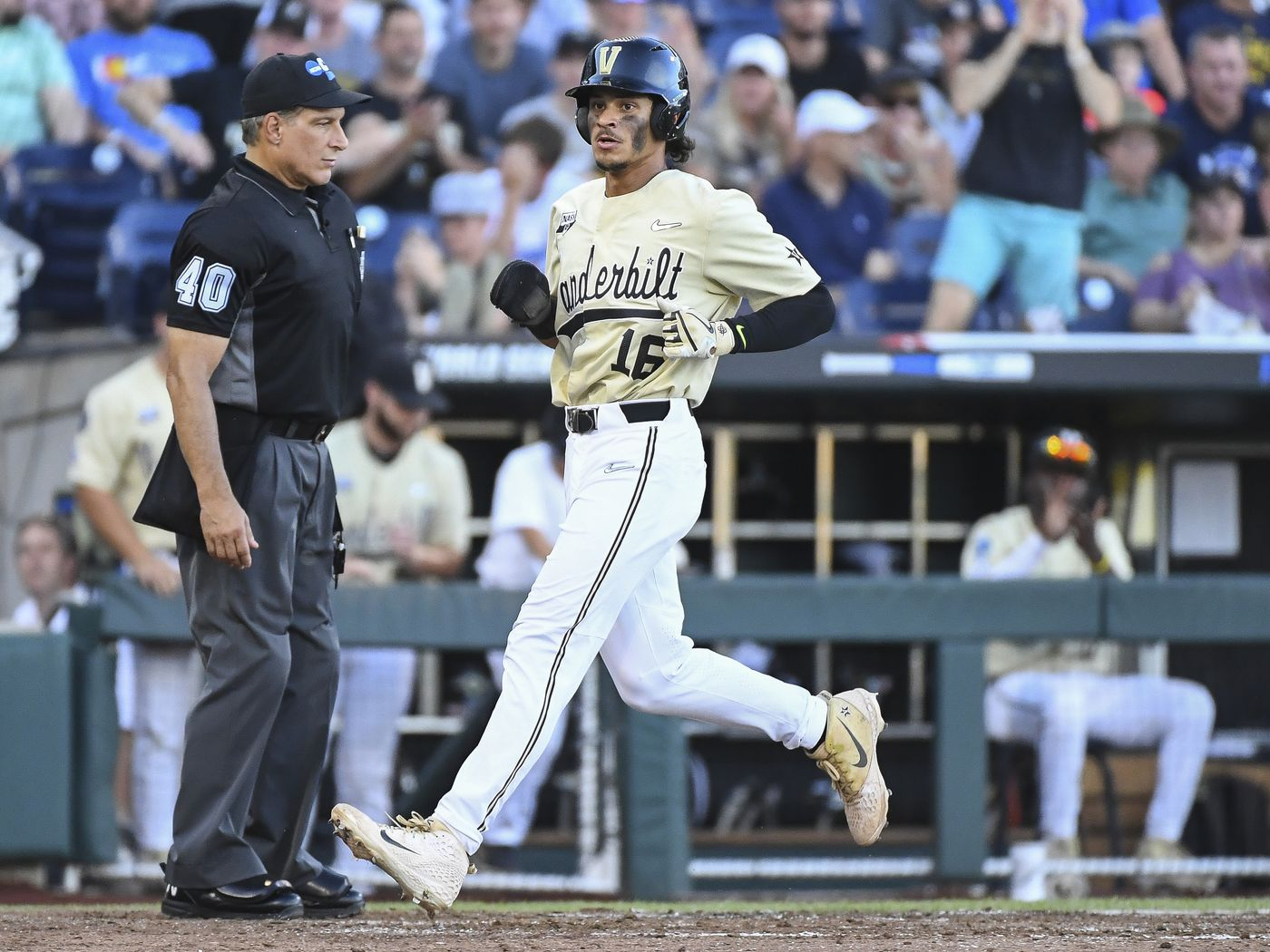 2020 Mlb Draft Why Vandy S Austin Martin May Be Top Prospect This Year Fish Stripes