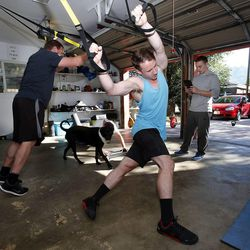 Guru of strength training - Deseret News