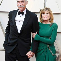 Sam Elliott and Katharine Ross attend the Academy Awards. |  Frazer Harrison/Getty Images