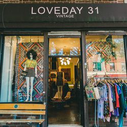 """<b>↑</b>Beloved vintage haven <b><a href="""" http://loveday31.com/"""">Loveday 31</a></b> (33-06 31st Avenue) is one of Astoria's best-kept secrets. Masterfully displayed to make the something-for-everyone selection easy to shop, the store has plenty to offer"""
