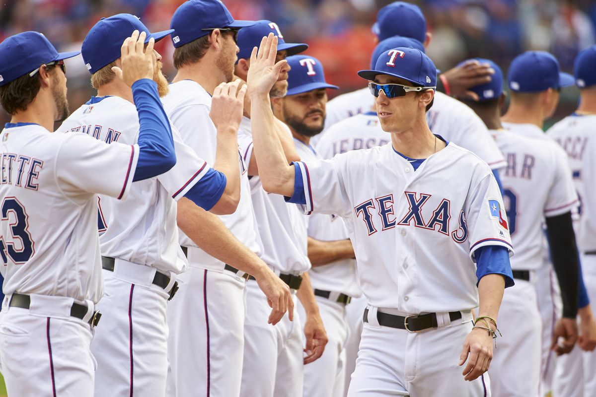 Houston Astros v. Texas Rangers